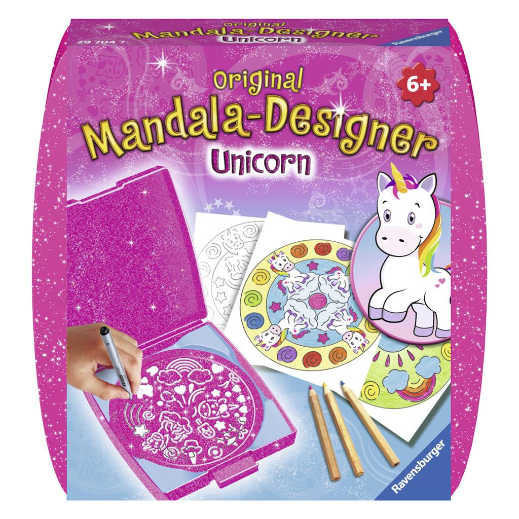 MANDALA MINI UNICORN