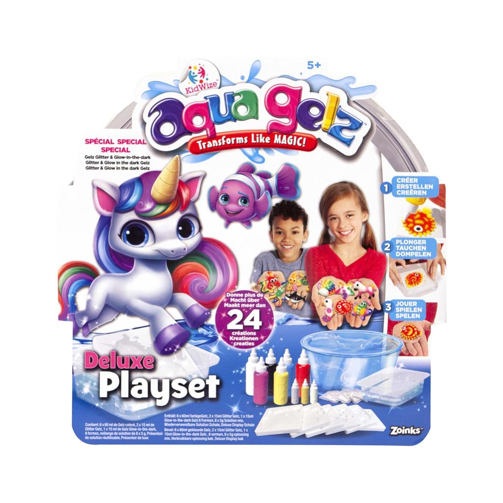 AQUA GELZ DELUXE PLAY SET 2 ASSORTI