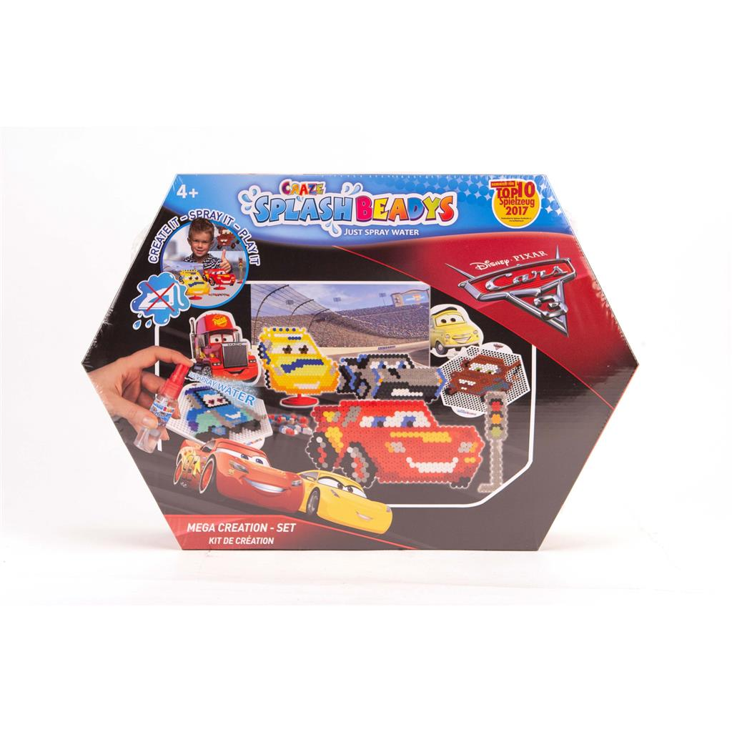CARS CRAZE SPLASH
