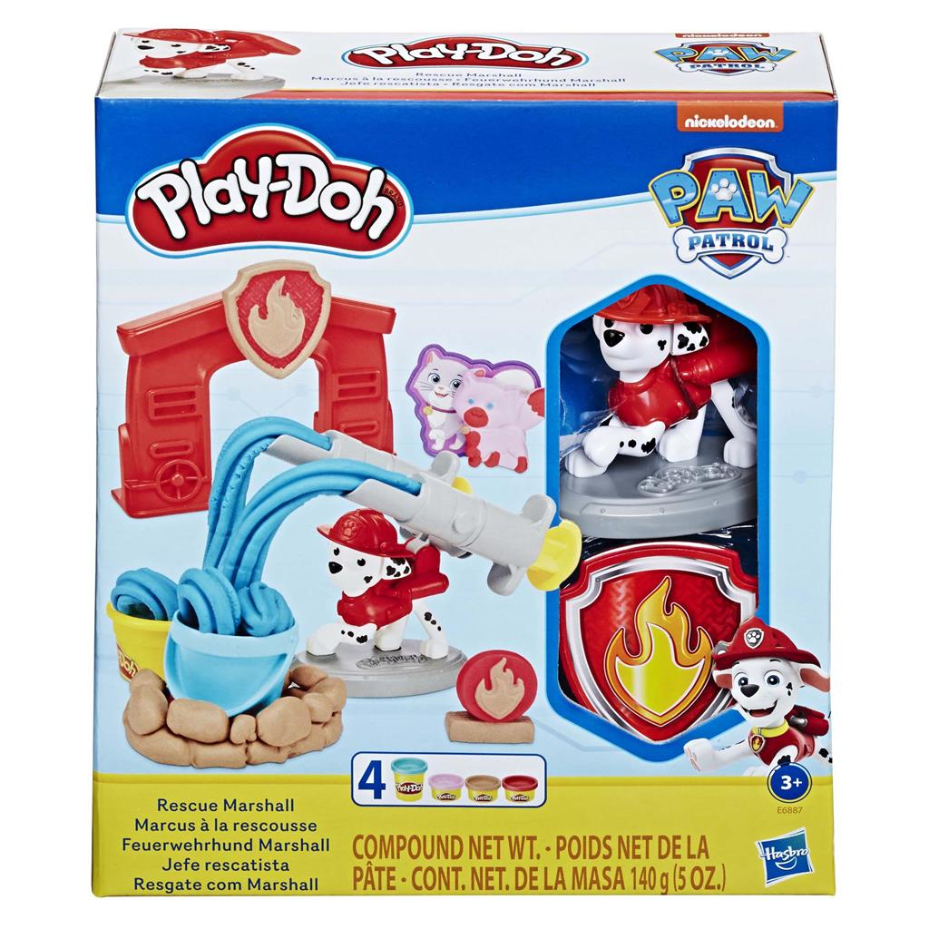 PLAY-DOH PAW PATROL MARSHALL SPEELSET