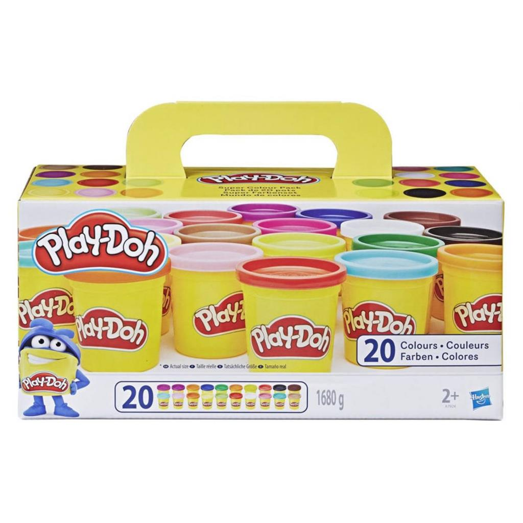 PLAY DOH 20 PACK