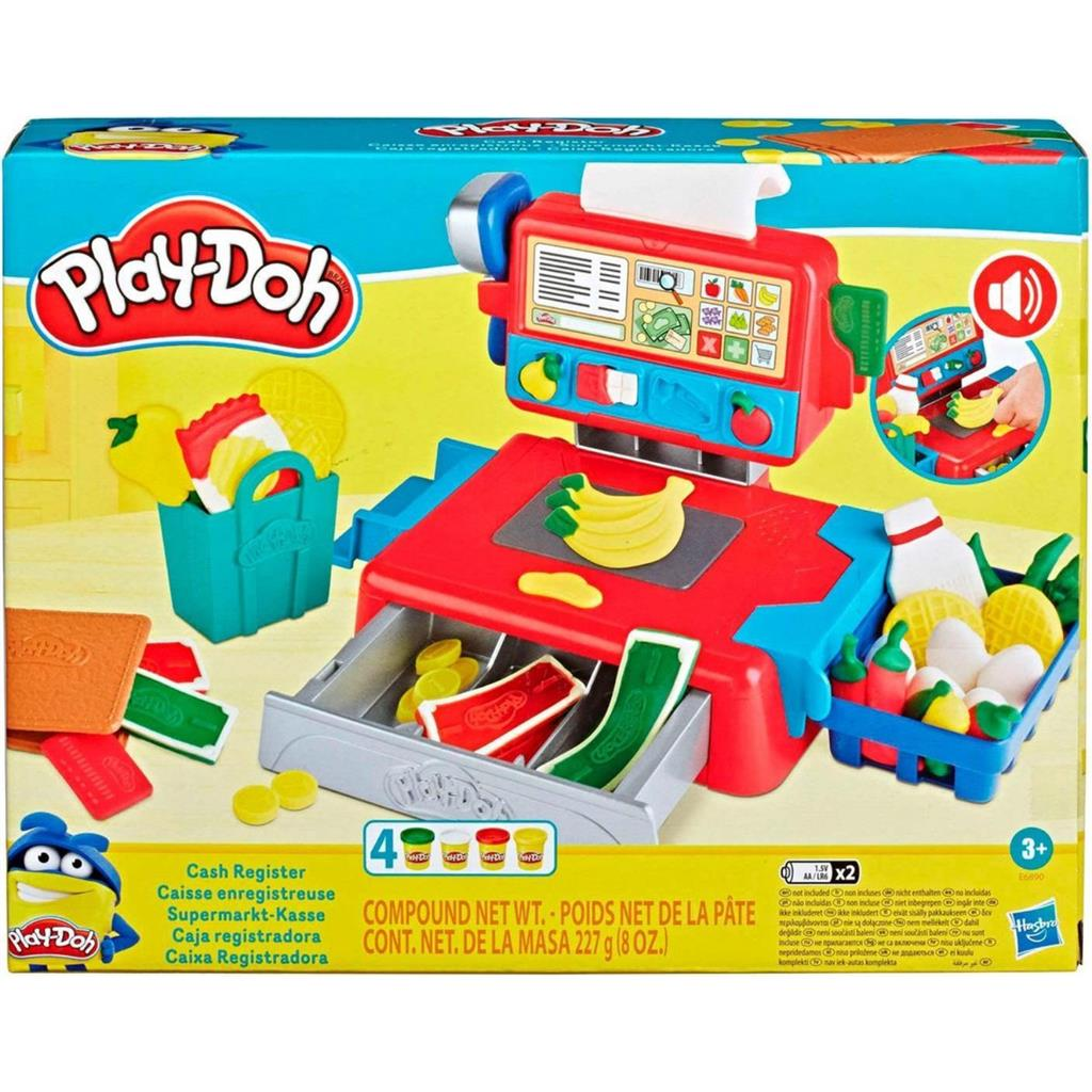 PLAY DOH CASH REGISTER
