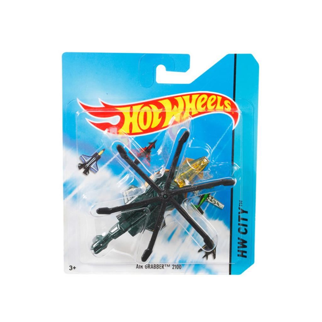 VLIEGTUIG HOT WHEELS SKYBUSTER ASSORTI