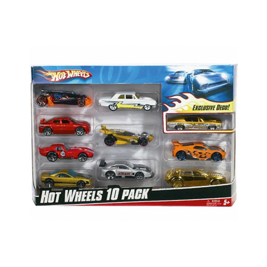 GIFTSET HOT WHEELS