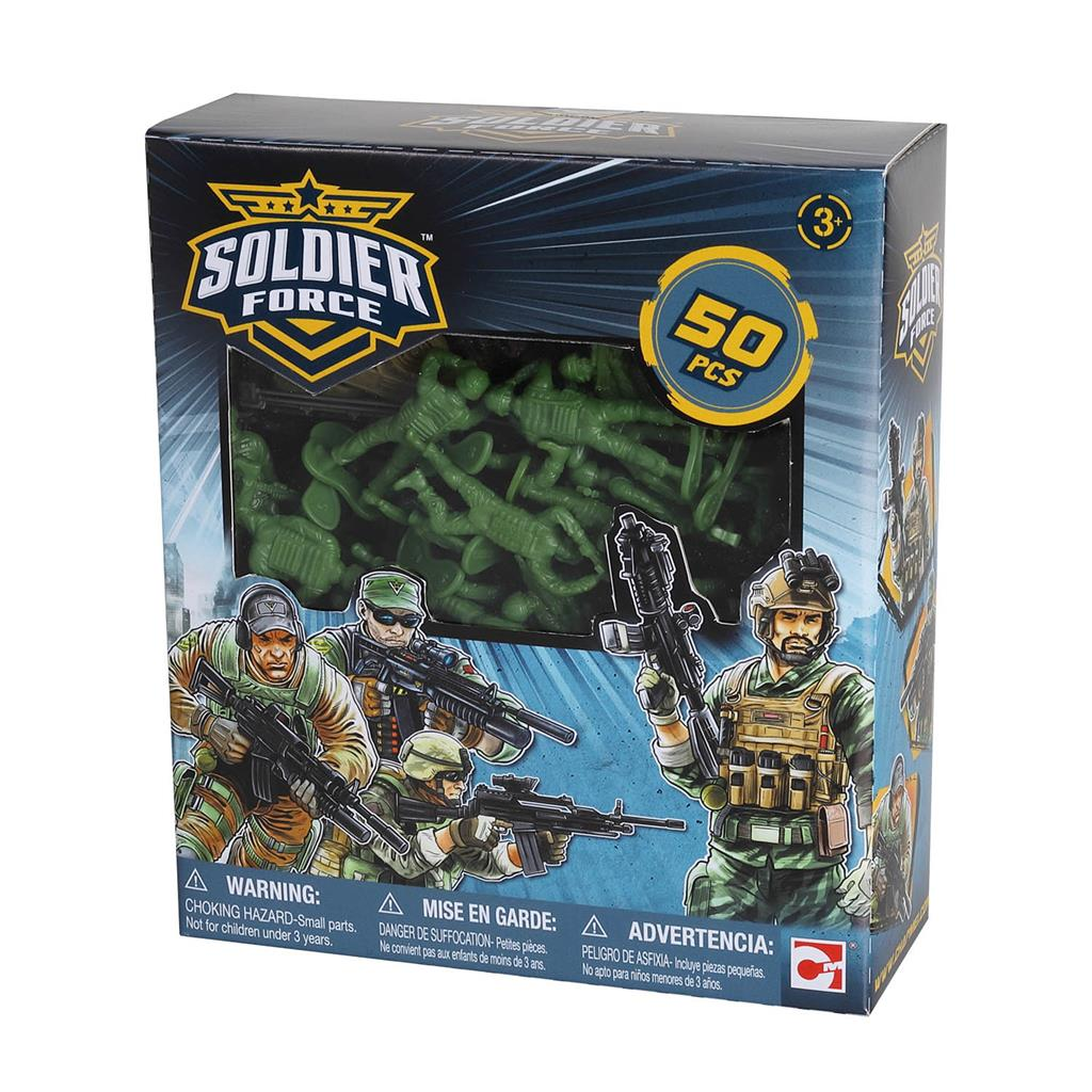 SOLDIERS PLAYSET