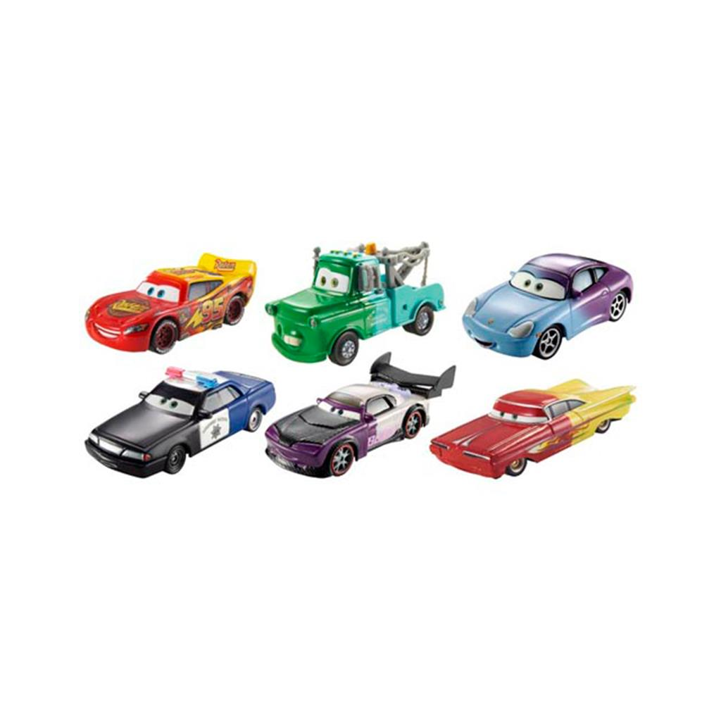 CARS COLOR CHANGERS
