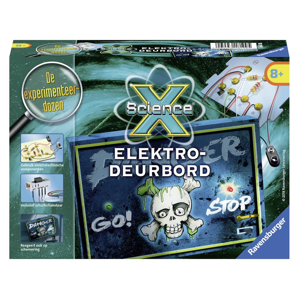 SCIENCE X MINI ELECTRO DEURBORD