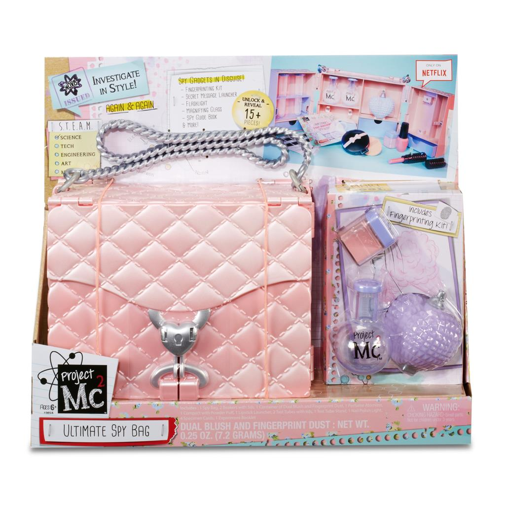 Project Mc2 Ultimate Spy Bag | Otto Simon B V