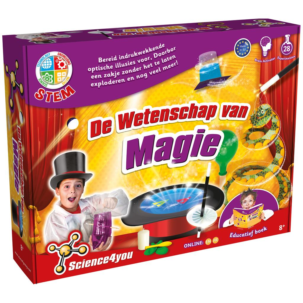 WETENSCHAP THE SCIENCE OF MAGIC
