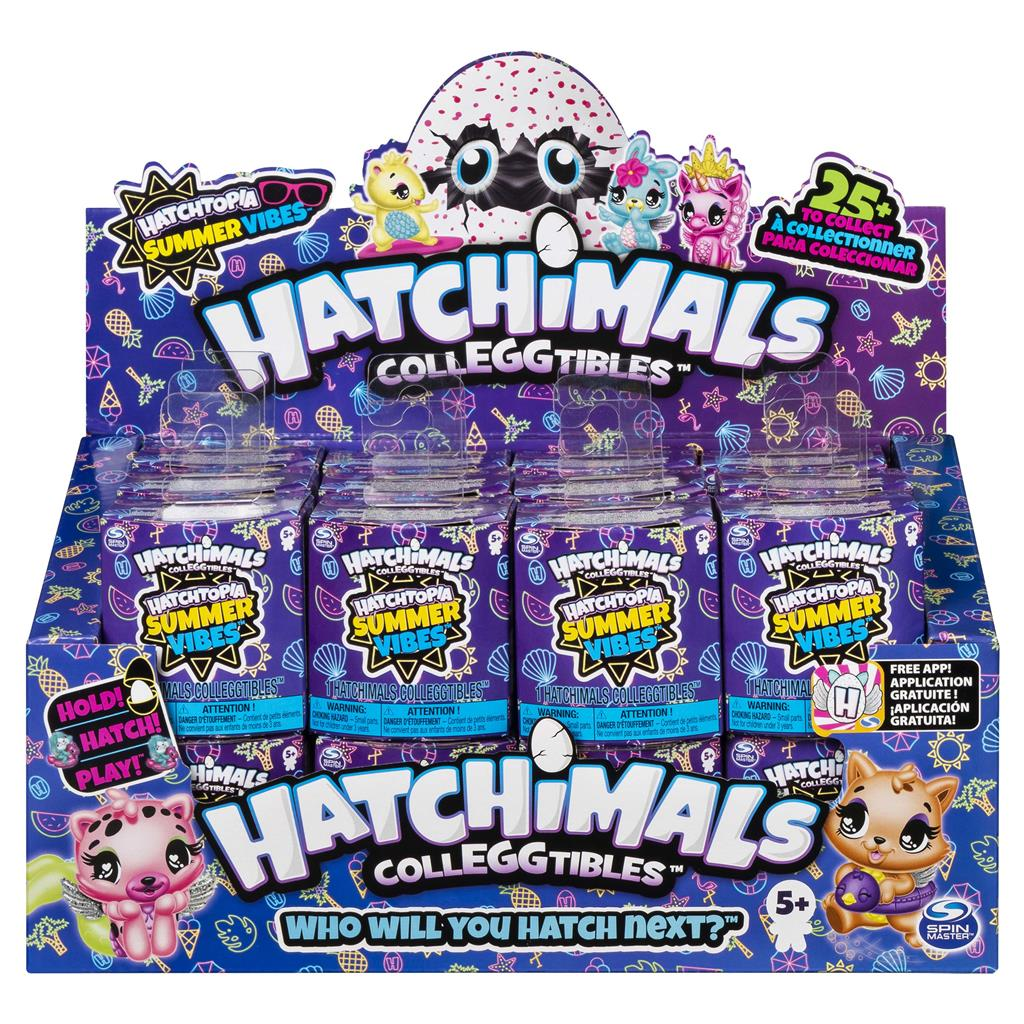 HATCHIMALS COLLECT S7 ASS