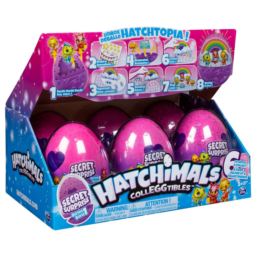 HATCHIMALS SECRET SURPRISE ASS