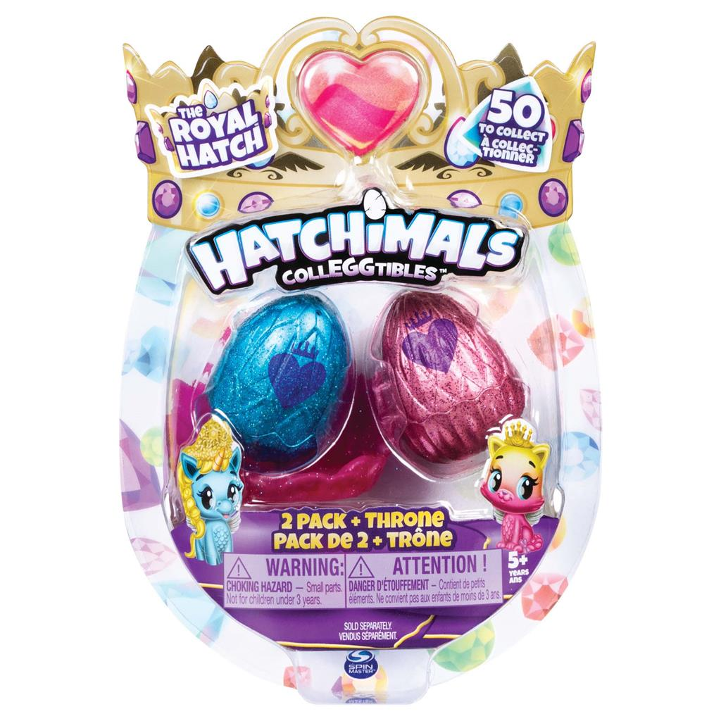 HATCHIMALS COLLEGTIBLES 2 PACK