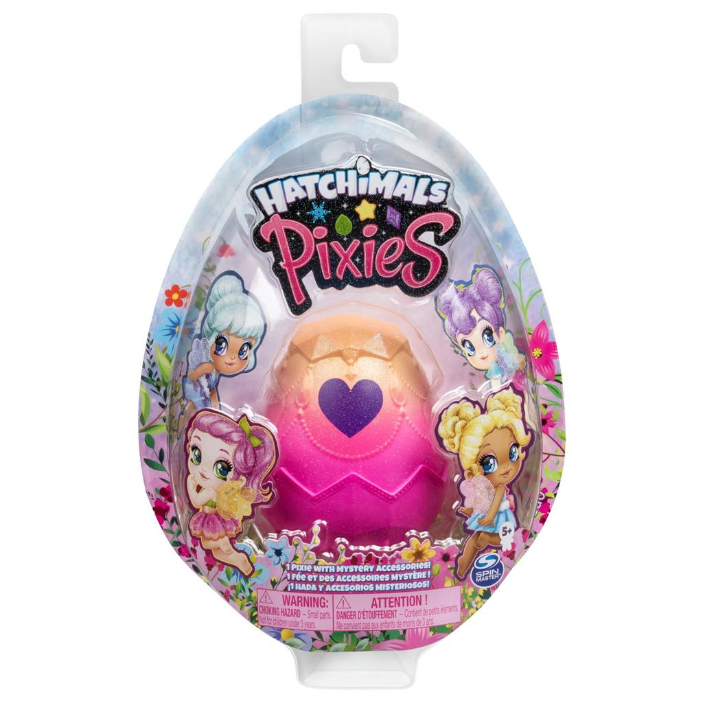 HATCHIMALS COLLEGGTIBLES PIXIES ASSORTI