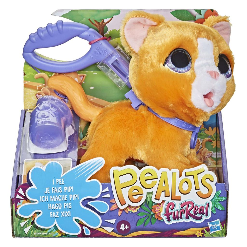 FUR REAL PEEALOTS ASSORTI