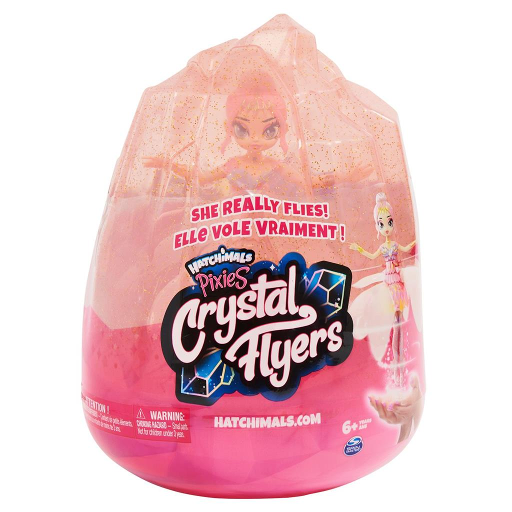 HATCHIMALS CRYSTAL FLYERS ROSE