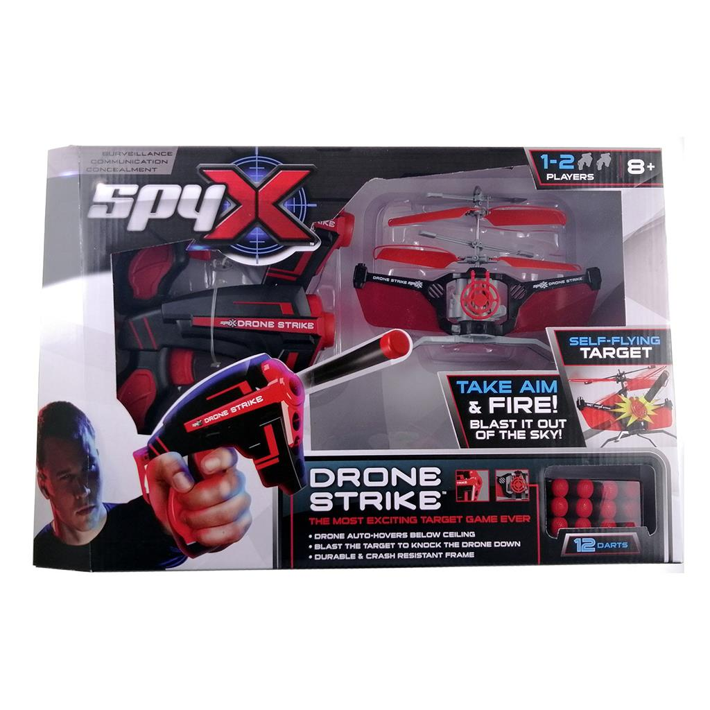 SPION SPY X DRONE STRIKE