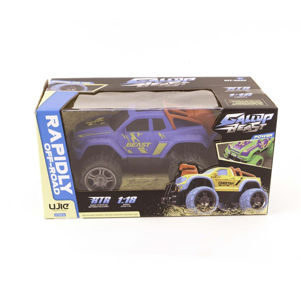 R/C OFF-ROAD BUGGY 1:18