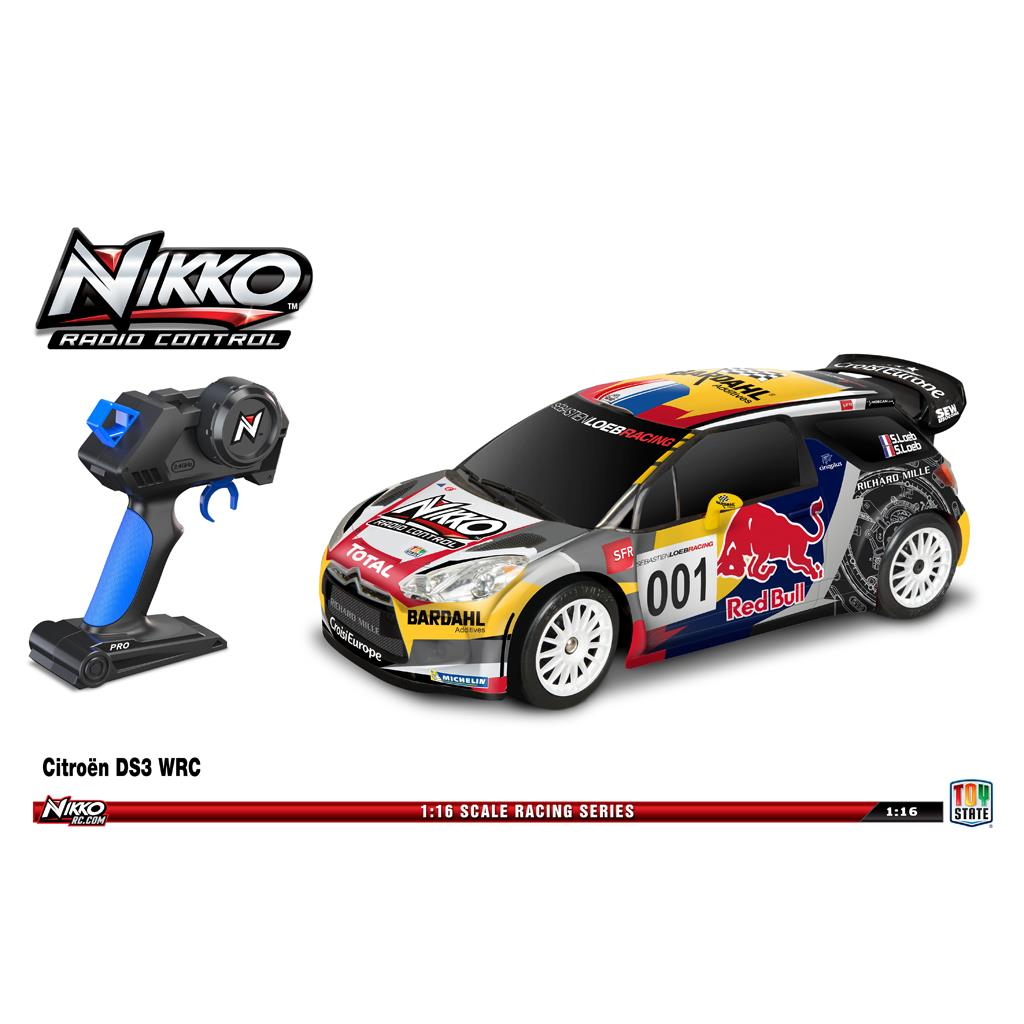 R/C CITROEN DS3 RED BULL