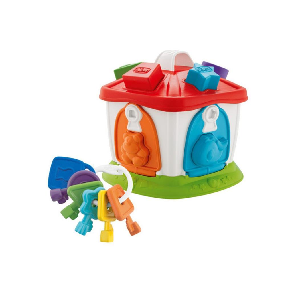 CHICCO 3 IN 1 DIERENHUIS