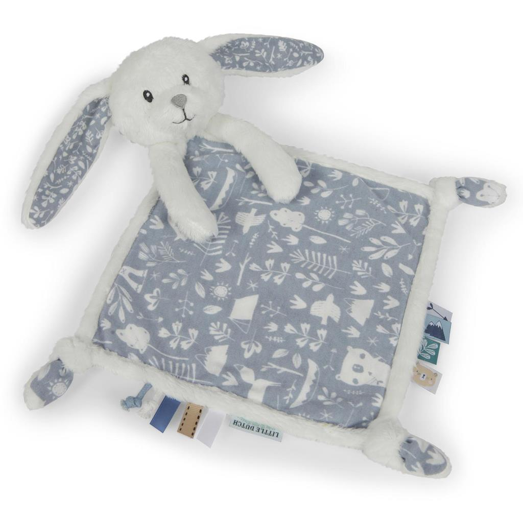 LITTLE DUTCH KNUFFELDOEKJE ADVENTURE BLUE