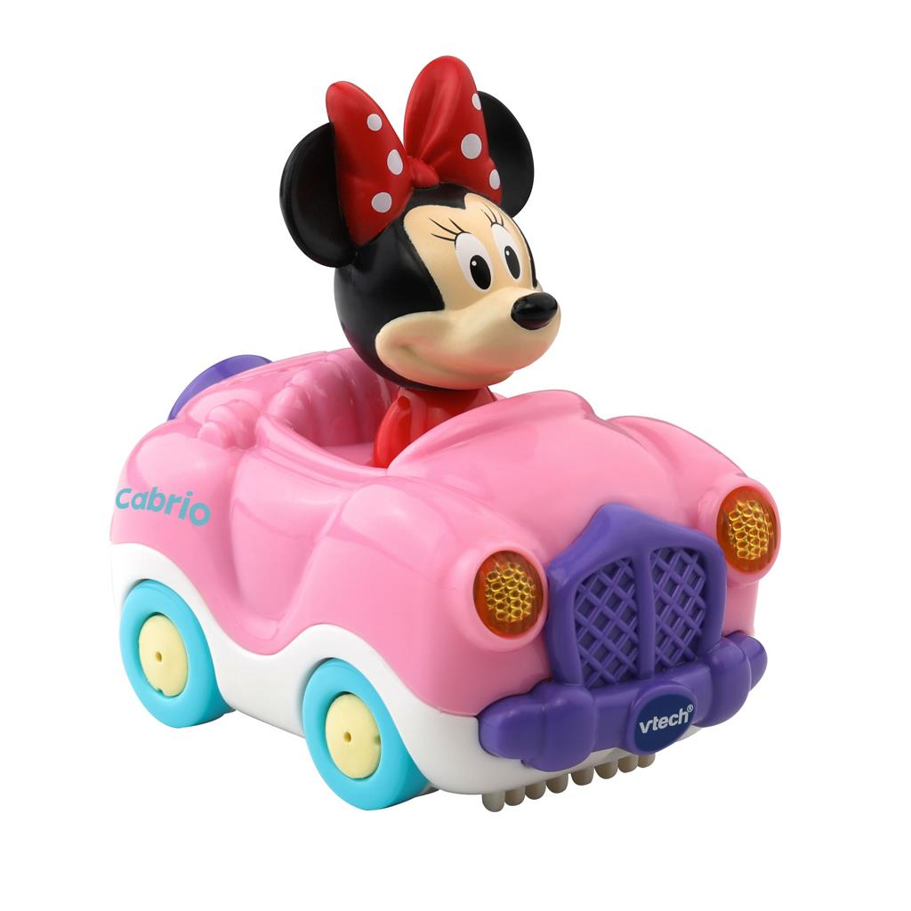 VTECH TOET TOET MINNIE MOUSE