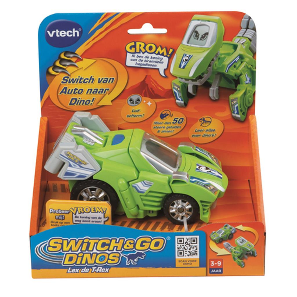 VTECH PR SWITCH & GO DINO T-REX
