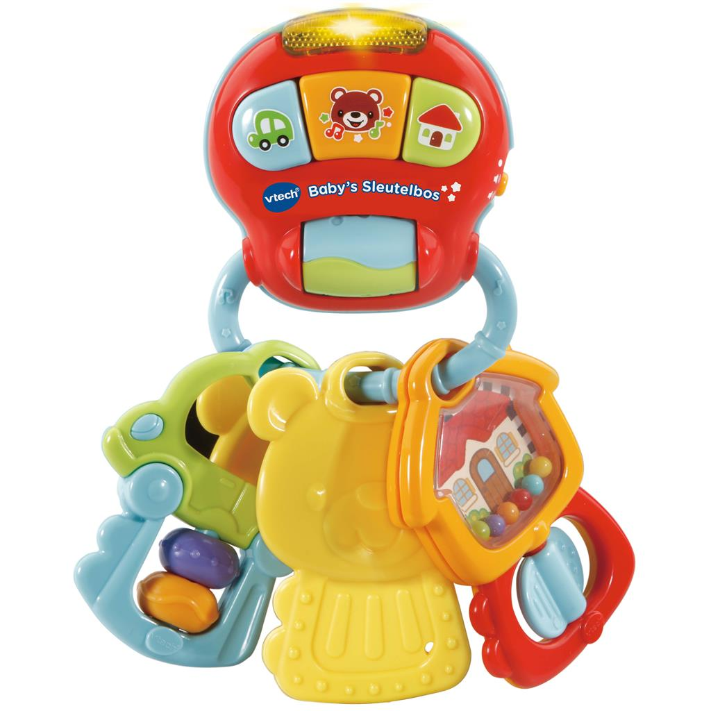 VTECH BABY\'S SLEUTELBOS