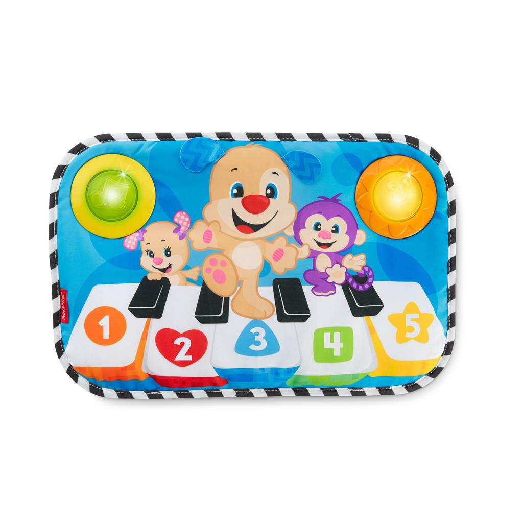 FISHER PRICE LEERPLEZIER PIANO NL