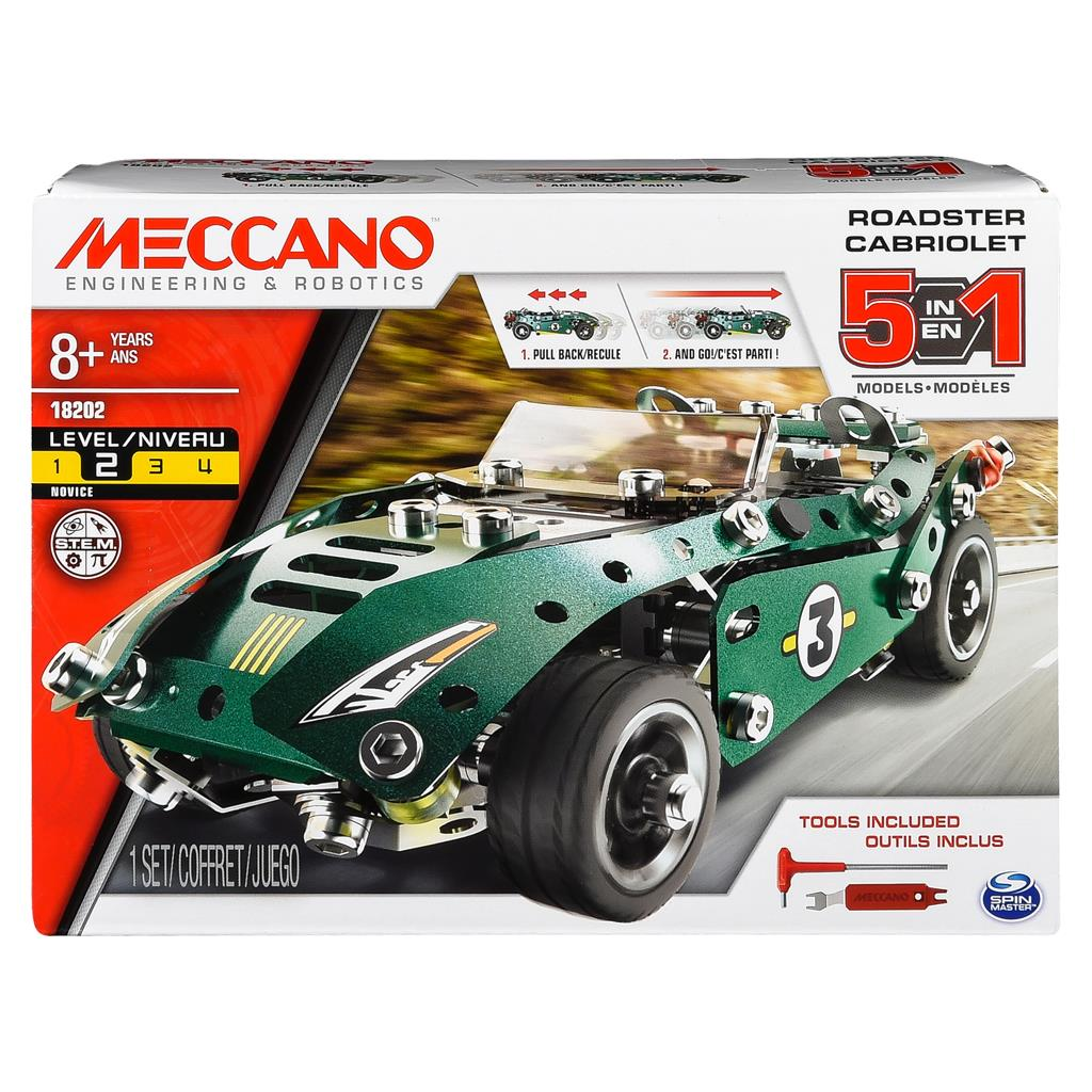 MECCANO SET ROADSTER