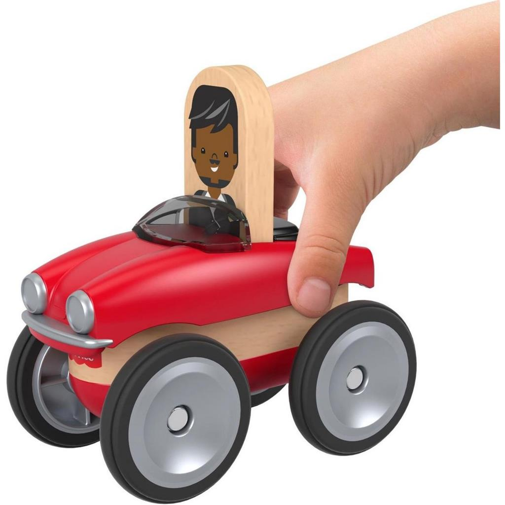 FISHER PRICE SPORTS CAR