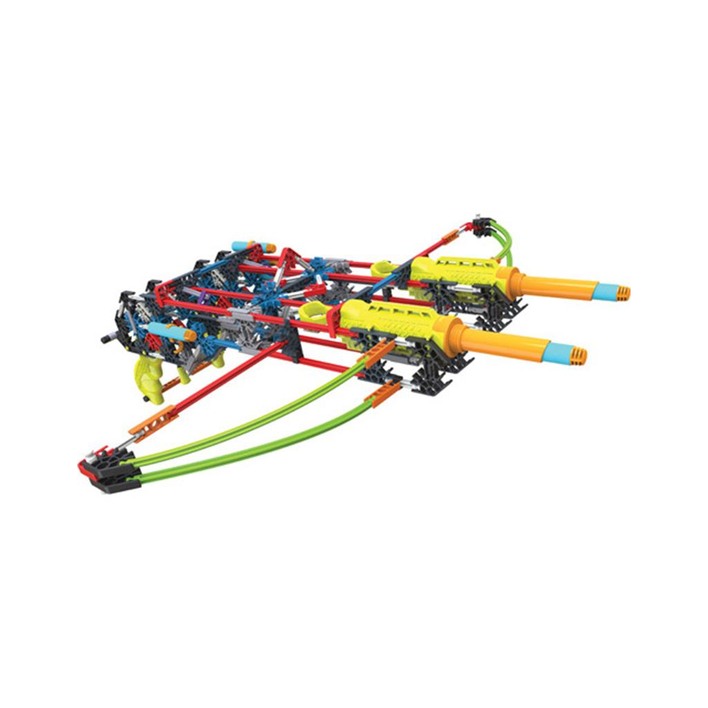 KNEX K-FORCE DUAL CROSS