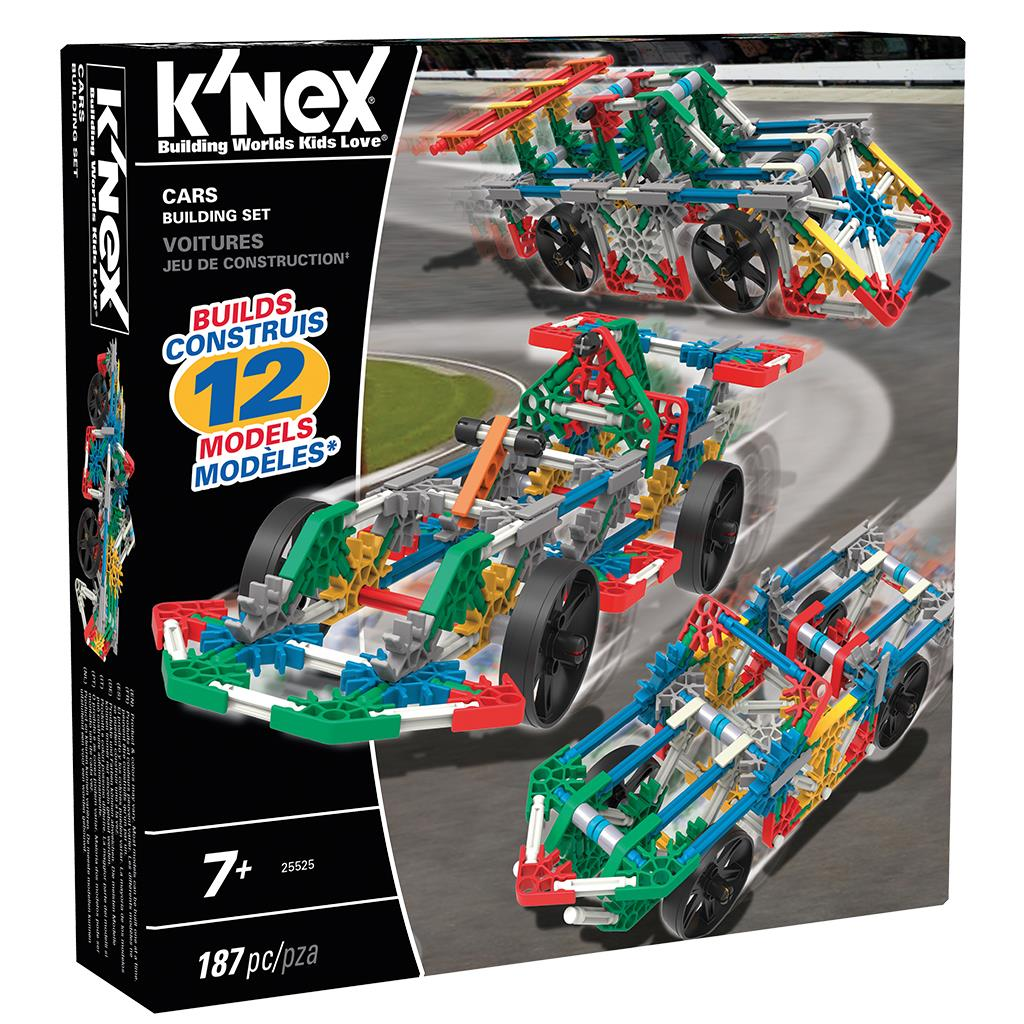 KNEX BUILDING SETS - CARS