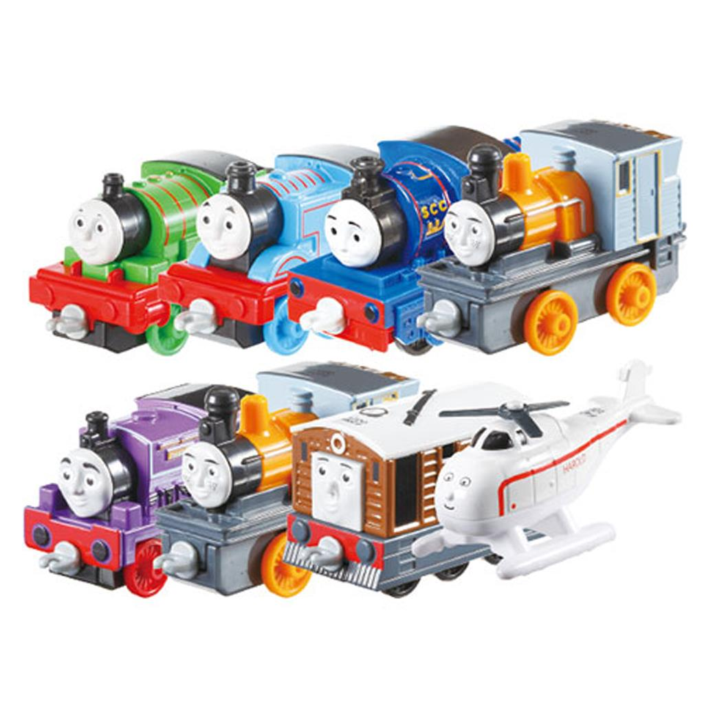 THOMAS & FRIENDS COLLECTIBLE RAILWAY TREINTJE