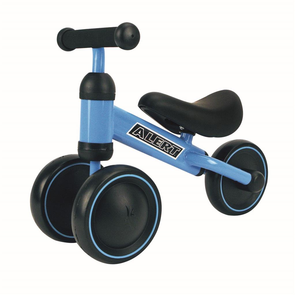 MINI SCOOTER ALERT BLAUW