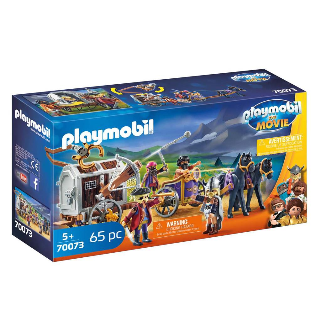 PLAYMOBIL 70073 THE MOVIE CHARLIE MET