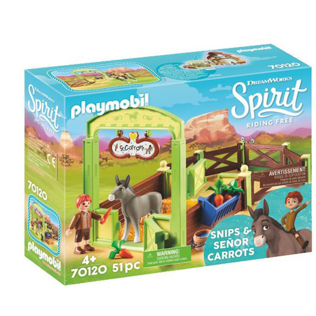 PLAYMOBIL 70120 SPIRIT