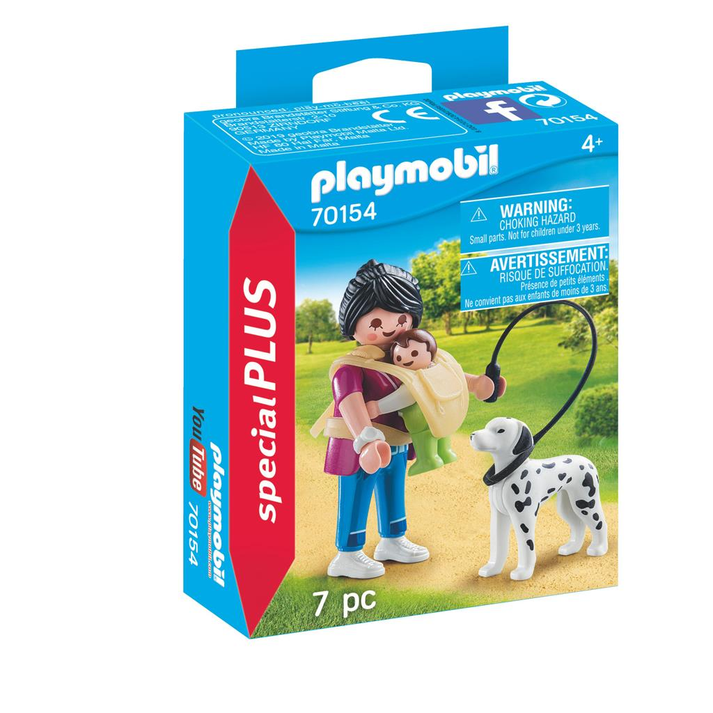 PLAYMOBIL 70154 BABY IN DRAAGZAK