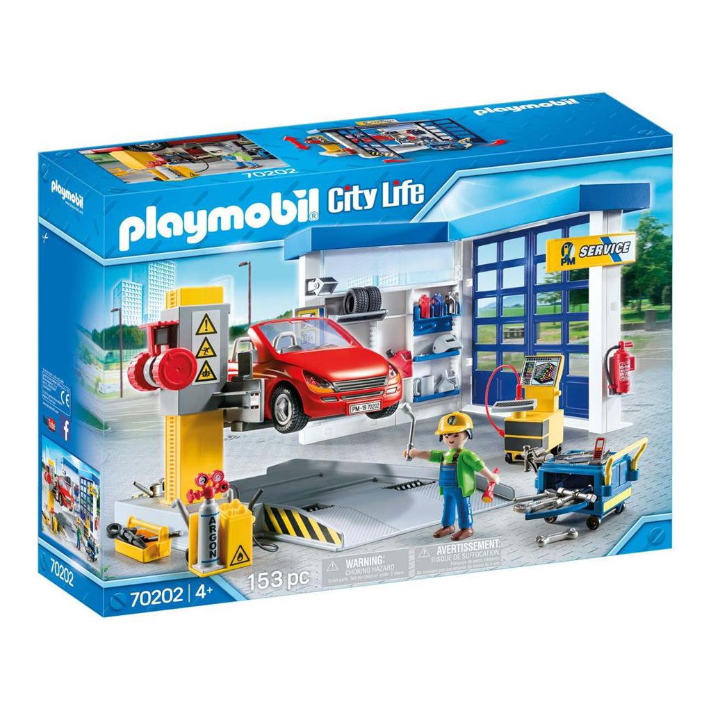PLAYMOBIL 70202 AUTOGARAGE