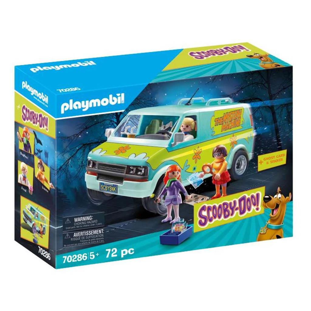 PLAYMOBIL 70286 SCOOBY