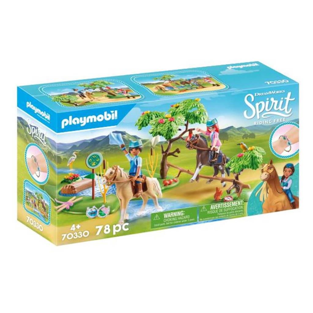 PLAYMOBIL SPIRIT 70330