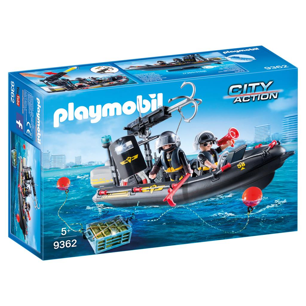 PLAYMOBIL SIE 9362 RUBBERBOOT