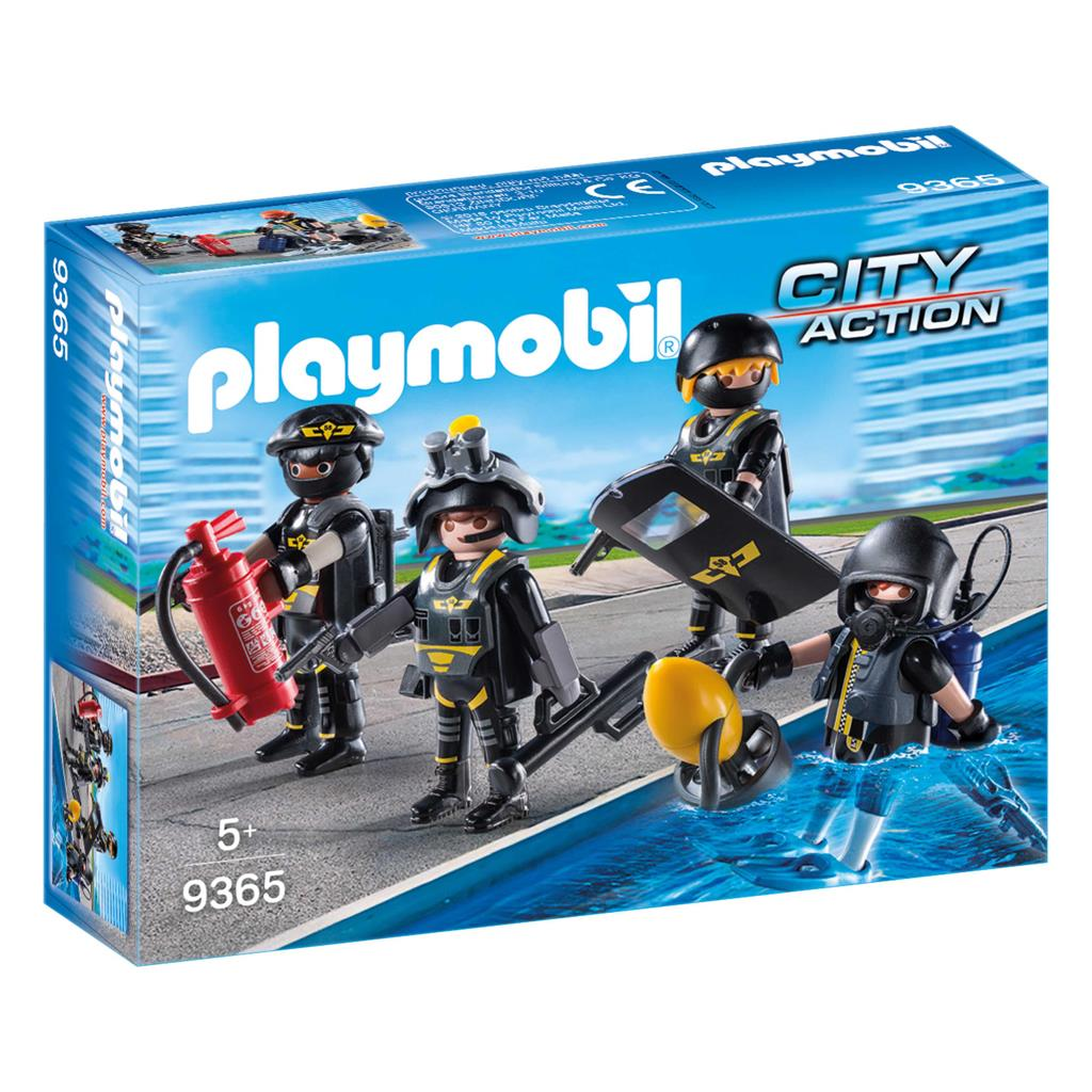 PLAYMOBIL 9365SIE-TEAM