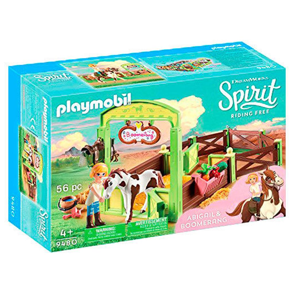 PLAYMOBIL SPIRIT 9480