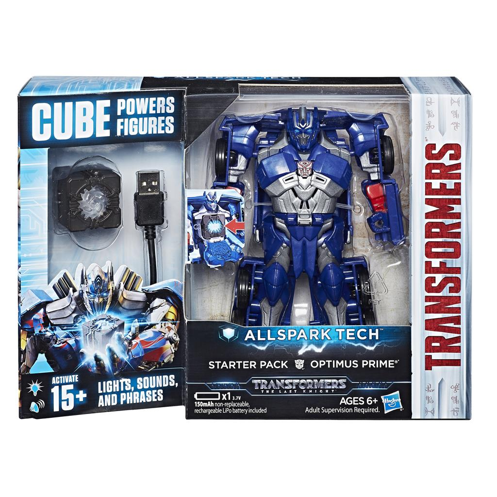 TRANSFORMERS MOVIE 5 POWER CUBE