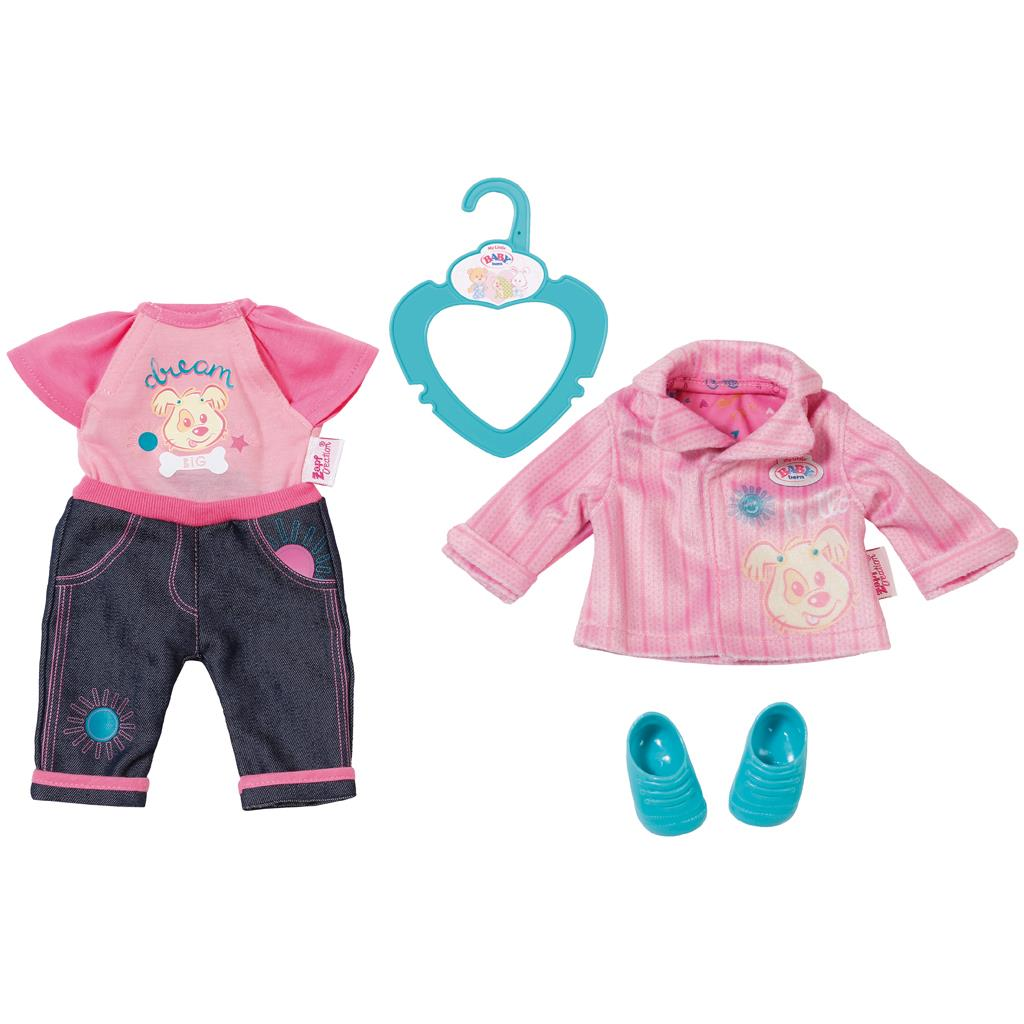 BABY BORN OUTFIT CRECHE