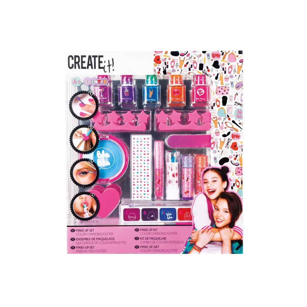 CREATE IT MAKE UP SET DELUXE