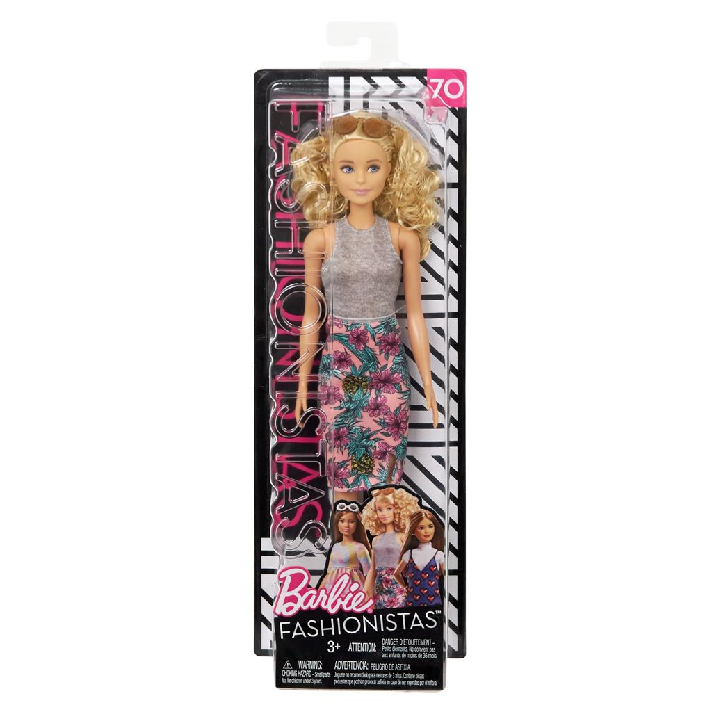 BARBIE FASHIONISTAS UITL