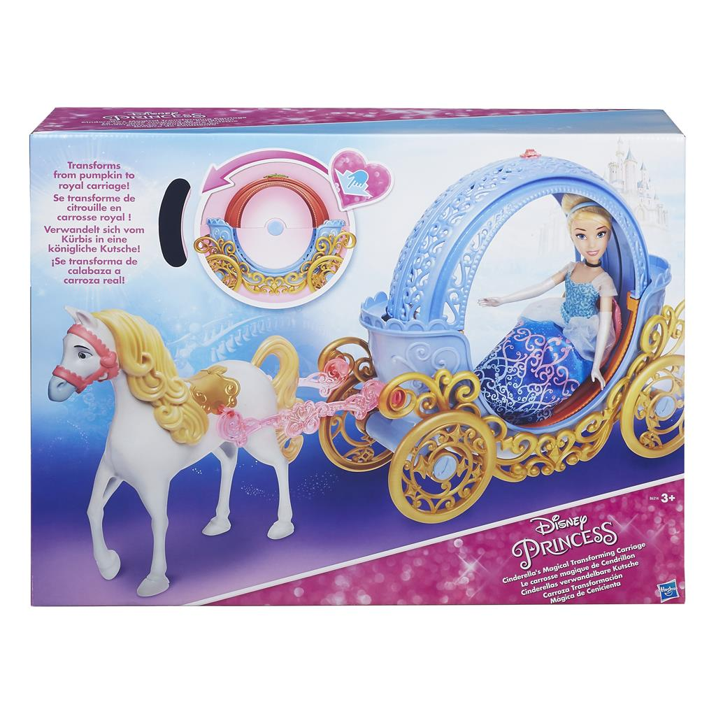 SPEELSET DISNEY PRINCESS ASSEPOESTER