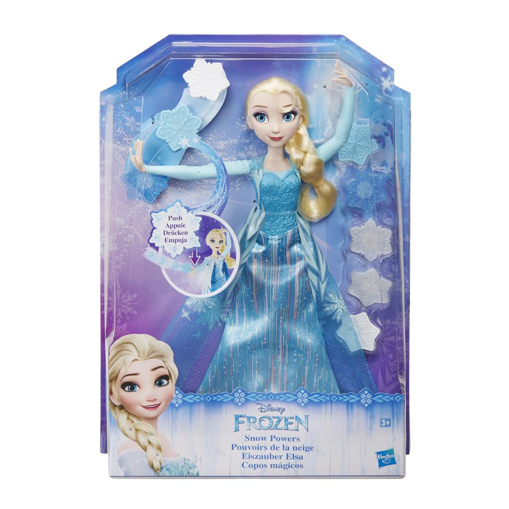 POP FROZEN SNOW POWERS ELSA