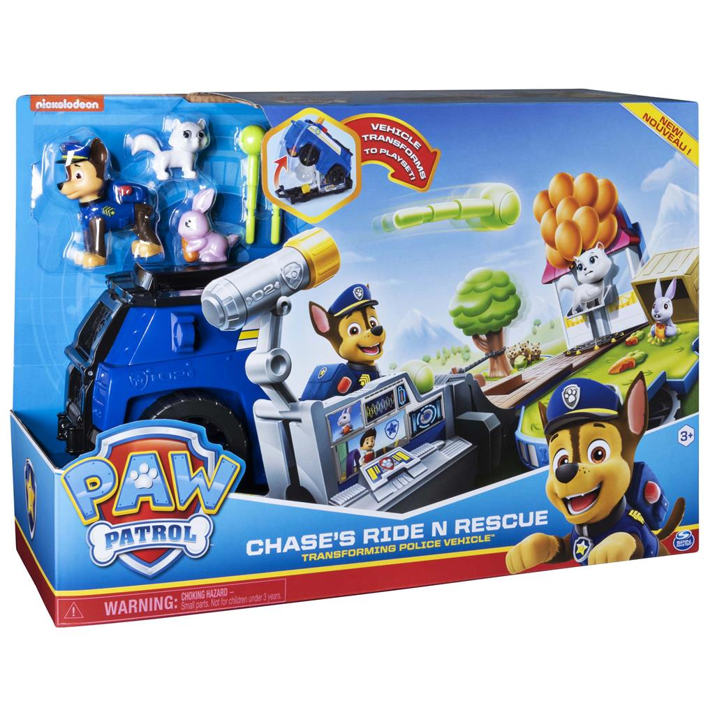 PAW PATROL RIDE N RESCUE CHASE